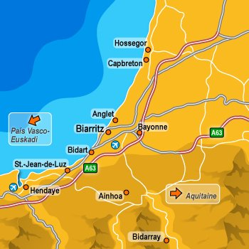 Pays basque Lonely Planet